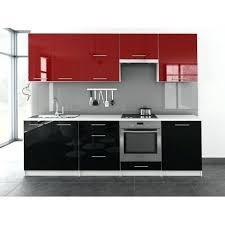 kit cuisine pas cher kit cuisine pas cher gallery of cuisine complte toro m bicolor noir