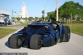 dark ride brothers build batman tumbler iconic