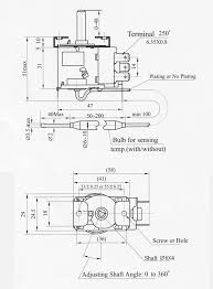 capillary thermostat wiring diagram capillary wiring diagrams
