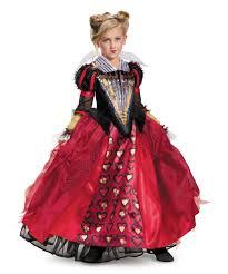 disguise alice in wonderland red queen deluxe dress up
