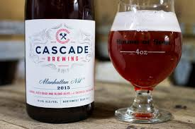 manhattan drink bottle cascade brewing readies the release of manhattan nw 2015 and crazy