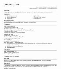 resume exles objective general english by rangers schedule 18490 sports resume exles sles livecareer