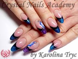 crystal nails uk nail courses uv gel acrylic overlay