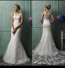 lace wedding dresses uk lace wedding dresses ebay