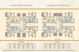 plan42 samraat vrindavan 2 u0026 3 bhk apartments u0026 penthouses buy flats