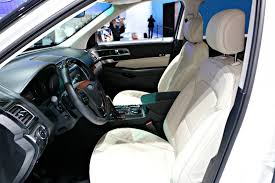 Ford Explorer 2016 Interior 2015 North American International Auto Show With Ford