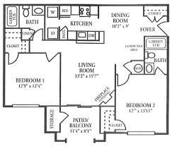 floor plans villas of forest springs