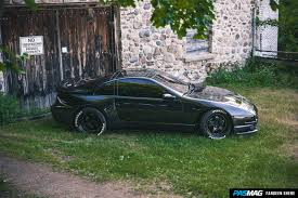 1990 nissan 300zx twin turbo wide body kit pasmag performance auto and sound zx tra wide matt budziosz u0027s
