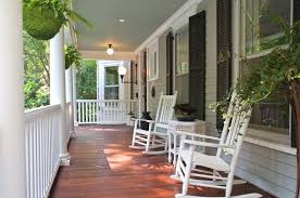 home porch 15 things you need on the perfect southern front porch wide open