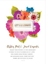 Invations Spring Collection Dp Engagement Invitations