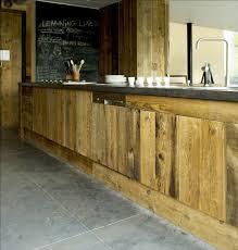 cuisine facade bois façade cuisine bois recyclé cuisines bar kitchens