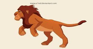 cartoon lion running gif gifs show more gifs