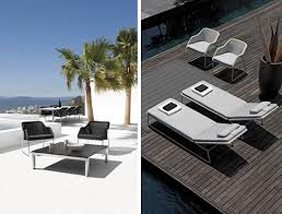 Mood Collection Of Designer Outdoor Furniture Cosh Living - Designer outdoor table