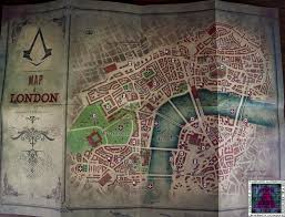 Assassin S Creed 2 Map Assassin U0027s Creed Syndicate U2013 Big Ben Collector U0027s Case Photos