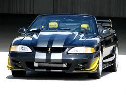 widebody mustang granatelli u0027wide body u0027 200 mph cobra mustang convertible races to