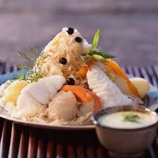 cuisiner choucroute choucroute de la mer recette choucroute de la mer choucroute et