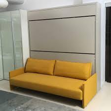 Wall Bunk Beds Bedroom Kali Duo Sofa Wall Space Saving Furniture Murphy Beds