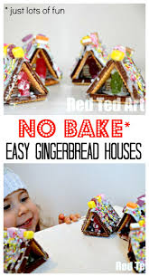 gingerbread houses ideas