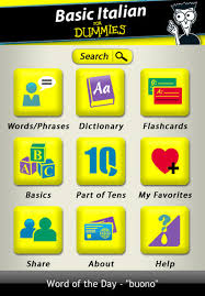holidays for dummies basic italian for dummies for iphone kids education downloads
