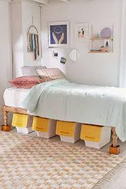 The 25 Best Wooden Beds by The 25 Best Wood Bed Risers Ideas On Pinterest Bedding Bed