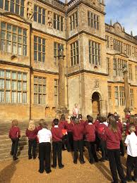 montacute house visit oakfield academy