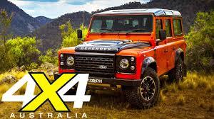 land rover defender land rover defender 110 adventure road test 4x4 australia