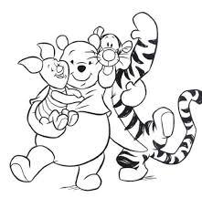 147 winnie pooh coloring images winnie