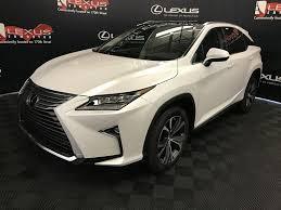 lexus rx white used 2017 lexus rx 350 4 door sport utility in edmonton ab l13523
