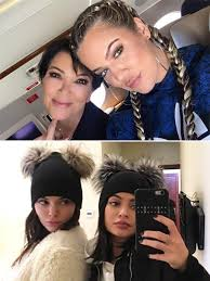 pics kris jenner s vacation for family where