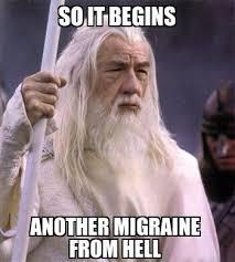 Migraine Meme - best photos of the week 56 photos migraine chronic migraines