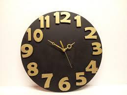 Modern Wall Clocks Designer Wall Clock Online Indian Home Interior Design Photos