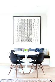 table cuisine grise table ronde cuisine deco cuisine et grise 14 photo