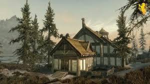 build your own house skyrim hearthfire dlc trailer hearthfire gameplay build your