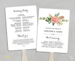 templates for wedding programs unique diy wedding program template free templatefree template