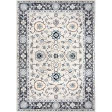 home dynamix oxford collection 6530 57 area rug walmart com