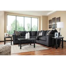 Livingroom Gg by 2 Piece Corner Sectional With Rounded Track Arms By Benchcraft
