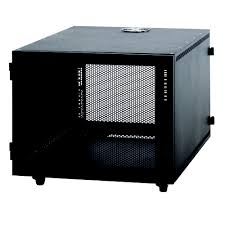 compact small office home office equipment rack enclosures
