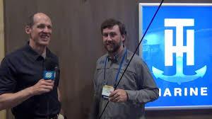 motorized telescoping stern light th marine snap flex stern light ibex 2016 youtube