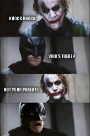 Batman Joker Meme - that ain t funny but funny funny pinterest batman joker and memes