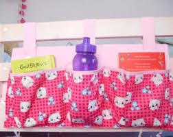 Bunk Bed Storage Pockets Bunk Bed Pockets Etsy