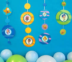 Bubble Guppies Birthday Decorations Have A Bubble Ball With This Bubble Guppies Hanging Decoration