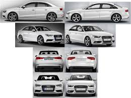 audi a4 comparison vwvortex com b8 a4 vs mqb a3 interior dimensions comparison