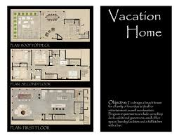 floor plan requirements residential design vacation home by heather flick at coroflot com