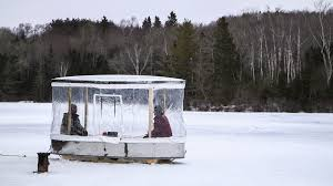 Shack by Ultimate Ice Fishing Shack U2014 Brojects
