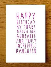 Sweet Birthday Cards The 25 Best Happy Birthday Daughter Cards Ideas On Pinterest