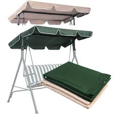 Lawn Swing Swing Top Cover Canopy Replacement 66