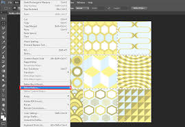 pattern from image photoshop how to import and create photoshop patterns