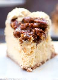 pecan pie cheesecake gluten free giraffes can bake