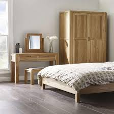 Wooden Bedroom Furniture Hutch Tommy Rounded Oak Bedroom Furniture