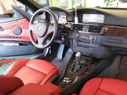bmw red interior bmw 335i convertible interior bjyoho com
